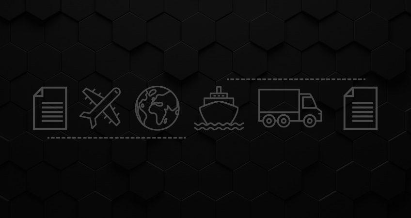 Dichiarazione doganale di esportazione sulla base di una fattura proforma